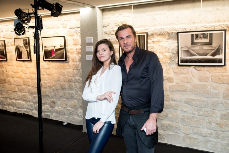 #event #expo #exposition #studio #studio57 #studio57gallery #galerie #france #paris #people #out #photo #pictures #alinamolkovich #alina #stephanjunillon #stephan